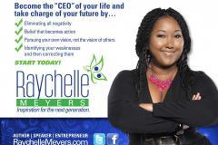 Raychelle Meyers branding