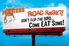Hooters Billboard
