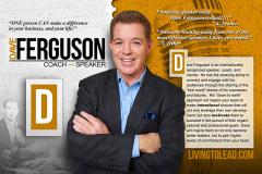 Dave Ferguson marketing piece