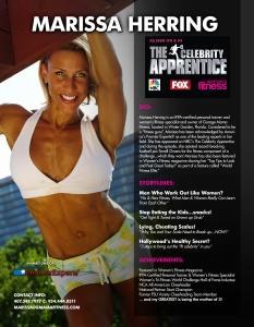 Marissa Herring Media Sheet