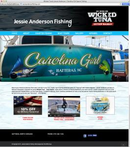 Wicked Tuna Carolina Girl