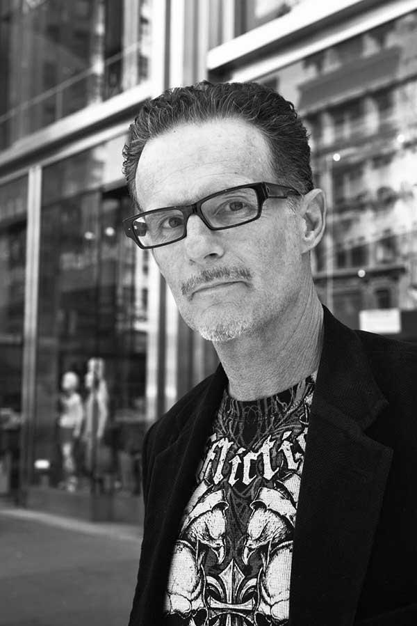 Award winning video producer Kevin Neff