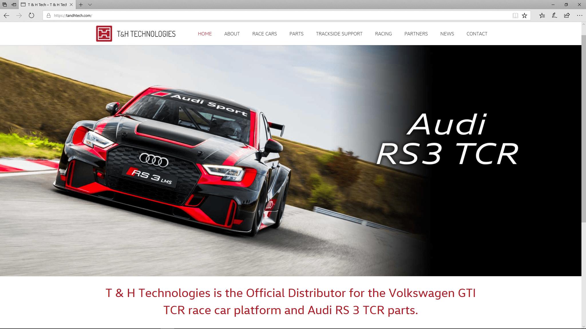 Virginia Beach Firm Lands Audi And Volkswagen Racing Distributor - Audi official website