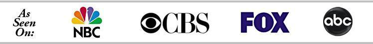 As seen on ABC NBC CBS FOX