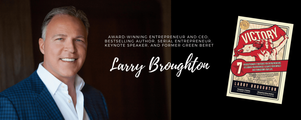 Larry Broughton on Speaking of Success