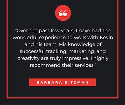Barbara Ritzman Testimonial