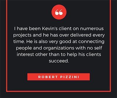 Bob Pizzini Testimonial