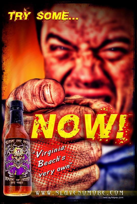 Slave No More Hot Sauce